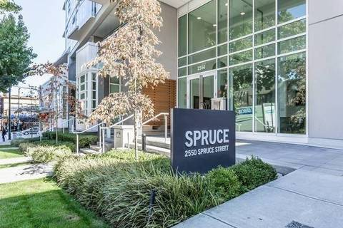 Condo for sale at 2550 Spruce St Unit 203 Vancouver British Columbia - MLS: R2411490