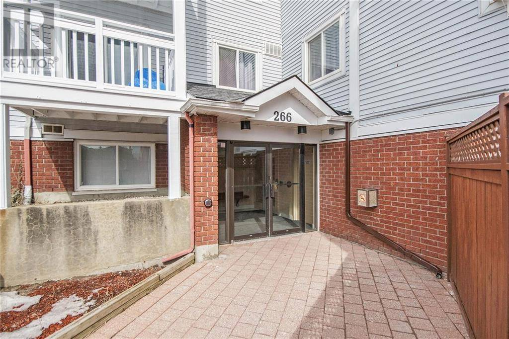 Condo for sale at 266 Lorry Greenberg Dr Unit 203 Ottawa Ontario - MLS: 1186825