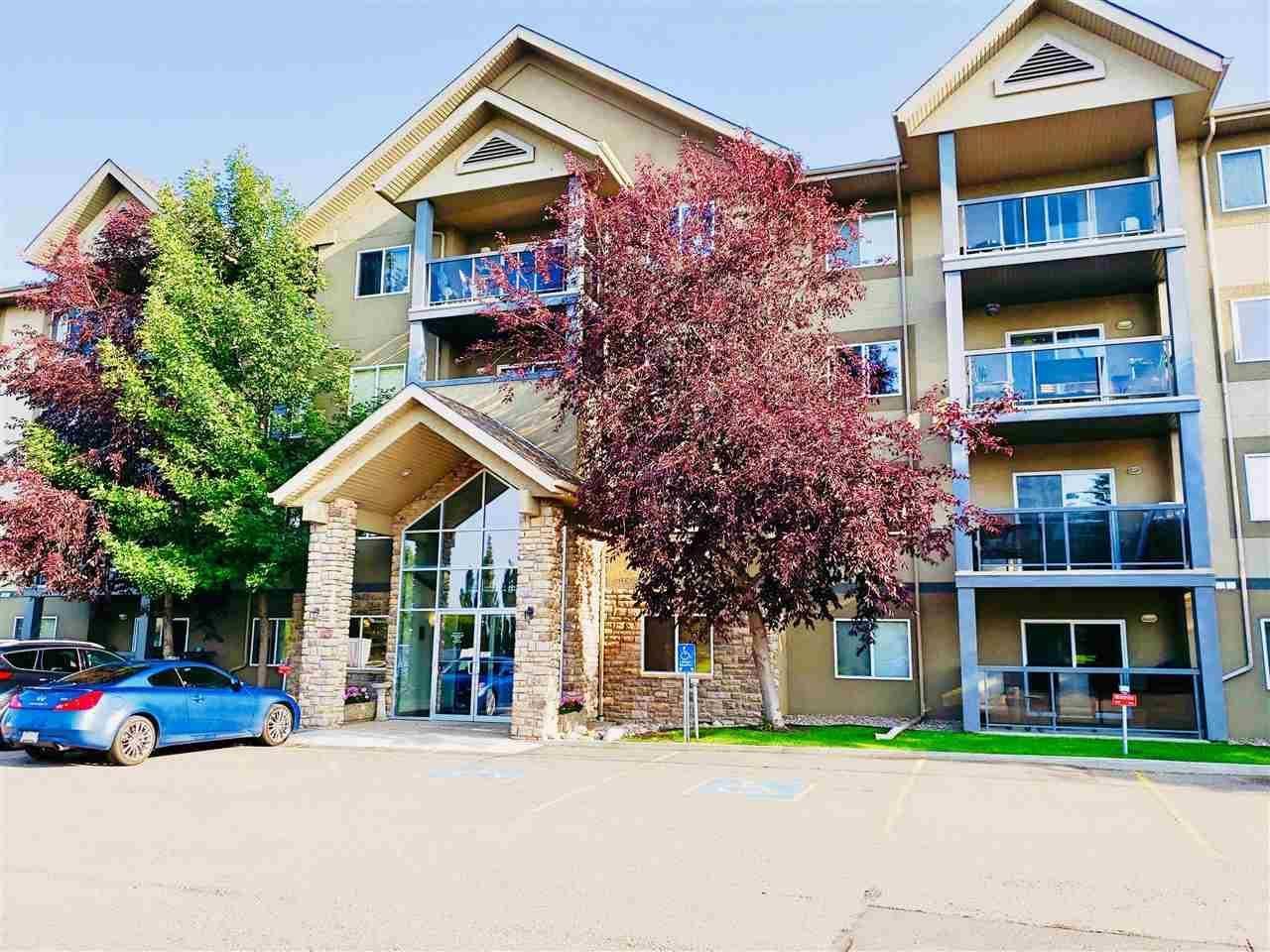 Condo for sale at 279 Suder Greens Dr Nw Unit 203 Edmonton Alberta - MLS: E4183144