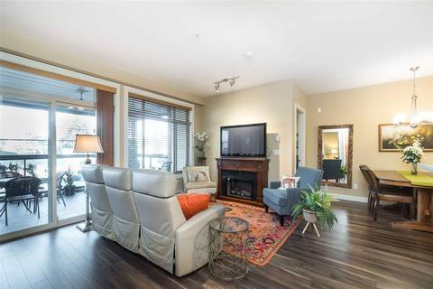 Condo for sale at 2860 Trethewey St Unit 203 Abbotsford British Columbia - MLS: R2420944