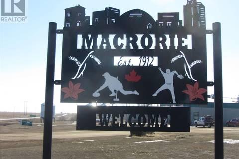 House for sale at 203 2nd Ave N Macrorie Saskatchewan - MLS: SK763281