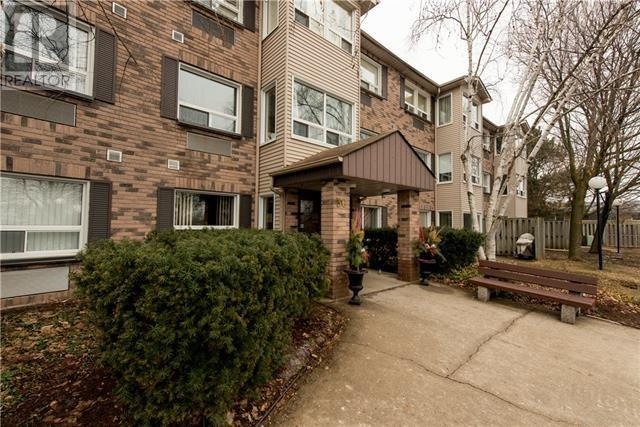 For Sale: 203 - 30 Hugo Crescent, Kitchener, ON   1 Bed, 1 Bath Condo for $175,000. See 11 photos!