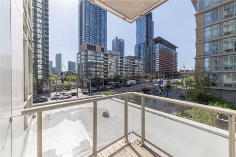 Apartment for rent at 35 Mariner Terr Unit 203 Toronto Ontario - MLS: C4495733