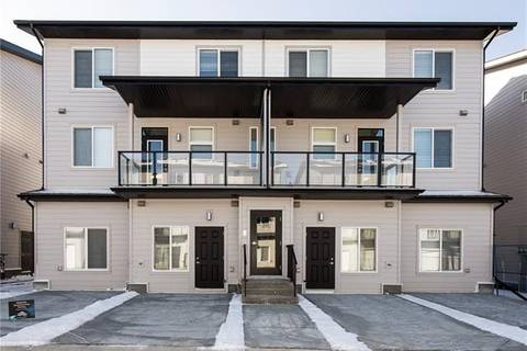 Condo for sale at 350 Redstone Walk/walkway Northeast Unit 203 Calgary Alberta - MLS: C4286172
