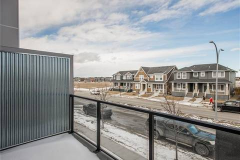 Condo for sale at 355 Redstone Walk/walkway Northeast Unit 203 Calgary Alberta - MLS: C4286169