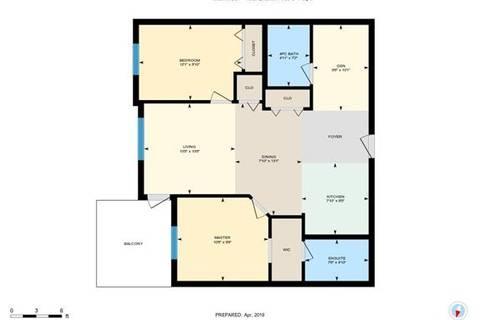 Condo for sale at 355 Taralake Wy Northeast Unit 203 Calgary Alberta - MLS: C4236714