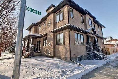Townhouse for sale at 203 38 Ave Northwest Calgary Alberta - MLS: C4278931
