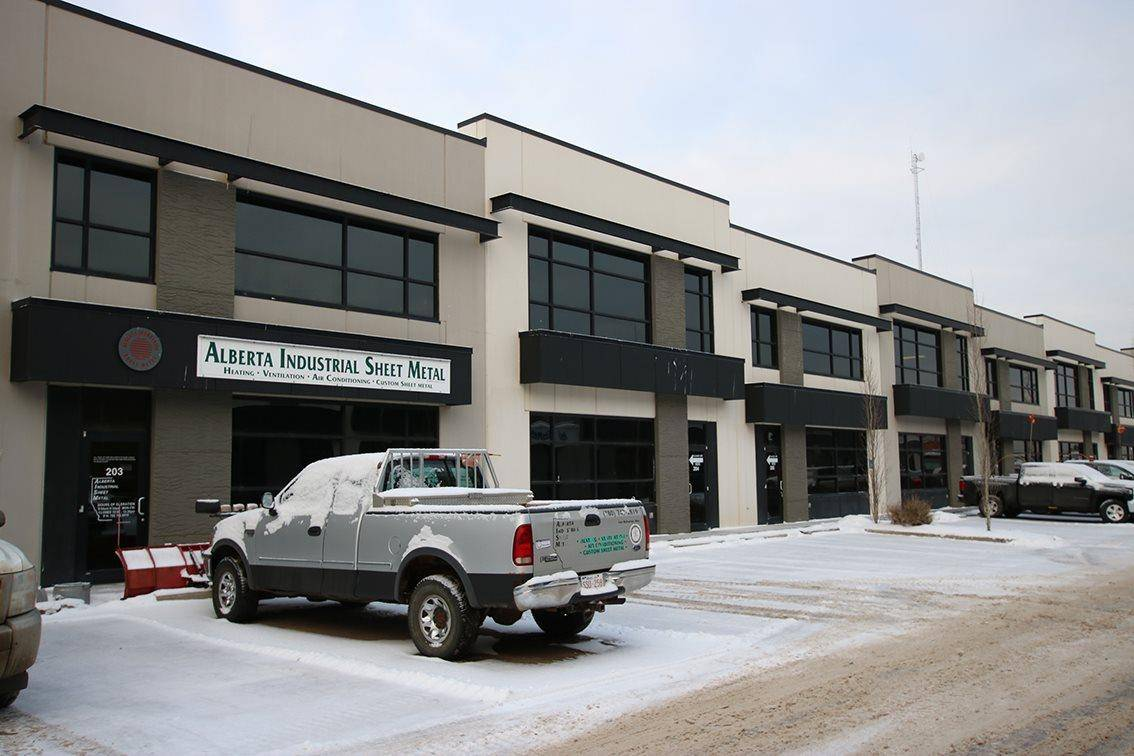 Commercial property for sale at 400 Mackenzie Blvd Unit 203 Fort Mcmurray Alberta - MLS: E4139982