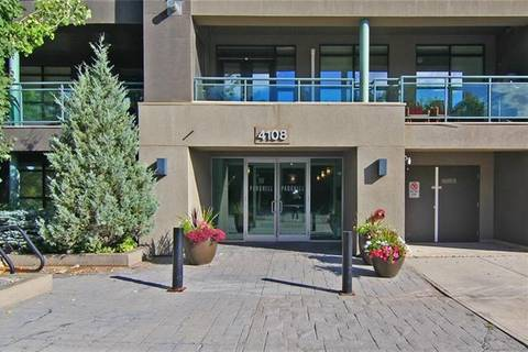 Condo for sale at 4108 Stanley Rd Southwest Unit 203 Calgary Alberta - MLS: C4280631