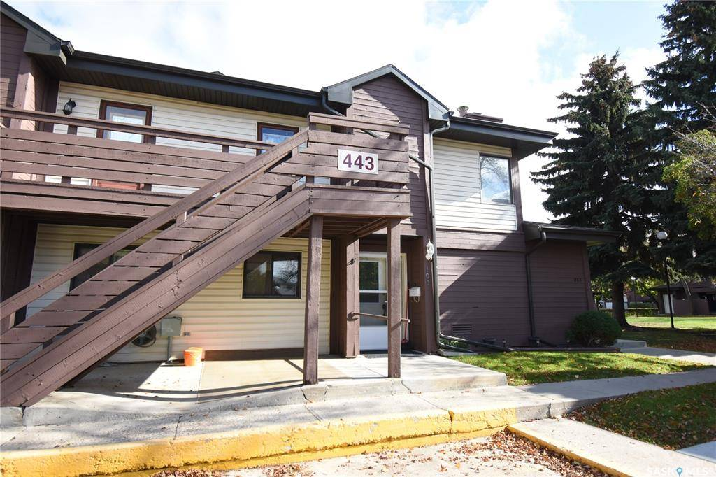 Townhouse for sale at 443 Pendygrasse Rd Unit 203 Saskatoon Saskatchewan - MLS: SK787552