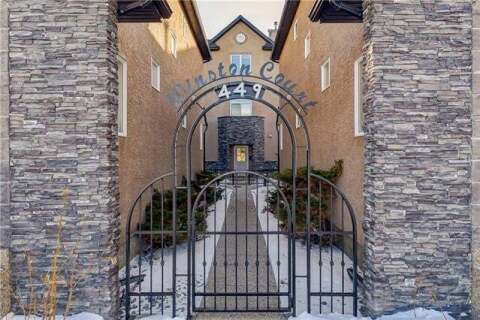 Townhouse for sale at 449 20 Ave Northeast Unit 203 Calgary Alberta - MLS: C4285999