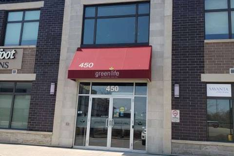 Commercial property for lease at 450 Bronte St Apartment 203 Milton Ontario - MLS: W4746449
