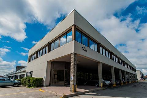 Commercial property for lease at 45 West Wilmot St Apartment 203 Richmond Hill Ontario - MLS: N4321334