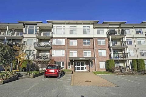 Condo for sale at 46150 Bole Ave Unit 203 Chilliwack British Columbia - MLS: R2418490
