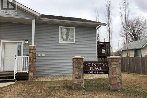 Townhouse for sale at 4915 45 St Unit 203 Camrose Alberta - MLS: ca0162387