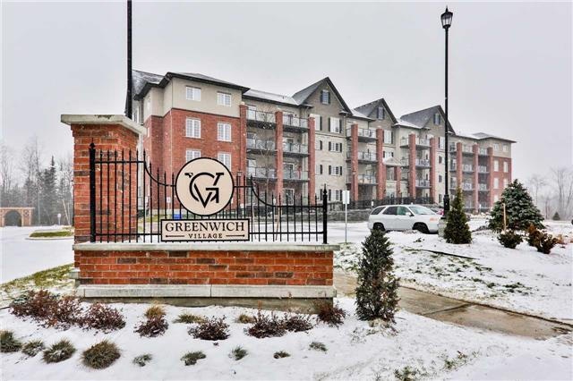Sold: 203 - 5 Greenwich Street, Barrie, ON