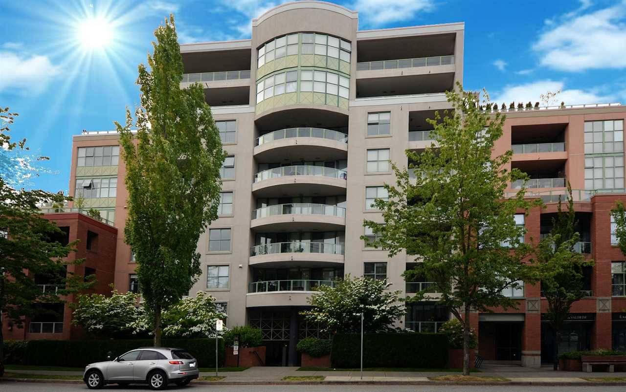 Buliding: 503 West 16th Avenue, Vancouver, BC