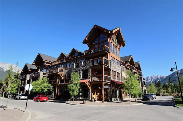 Buliding: 505 Spring Creek Drive, Canmore, AB