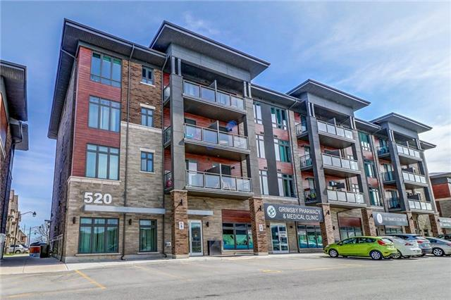 Sold: 203 - 520 North Service Road, Grimsby, ON