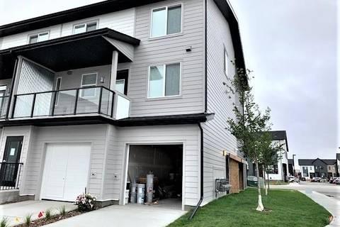 Townhouse for sale at 525 Redstone Walk/walkway Northeast Unit 203 Calgary Alberta - MLS: C4263433