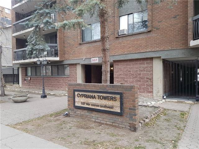 Buliding: 537 14 Avenue Southwest, Calgary, AB