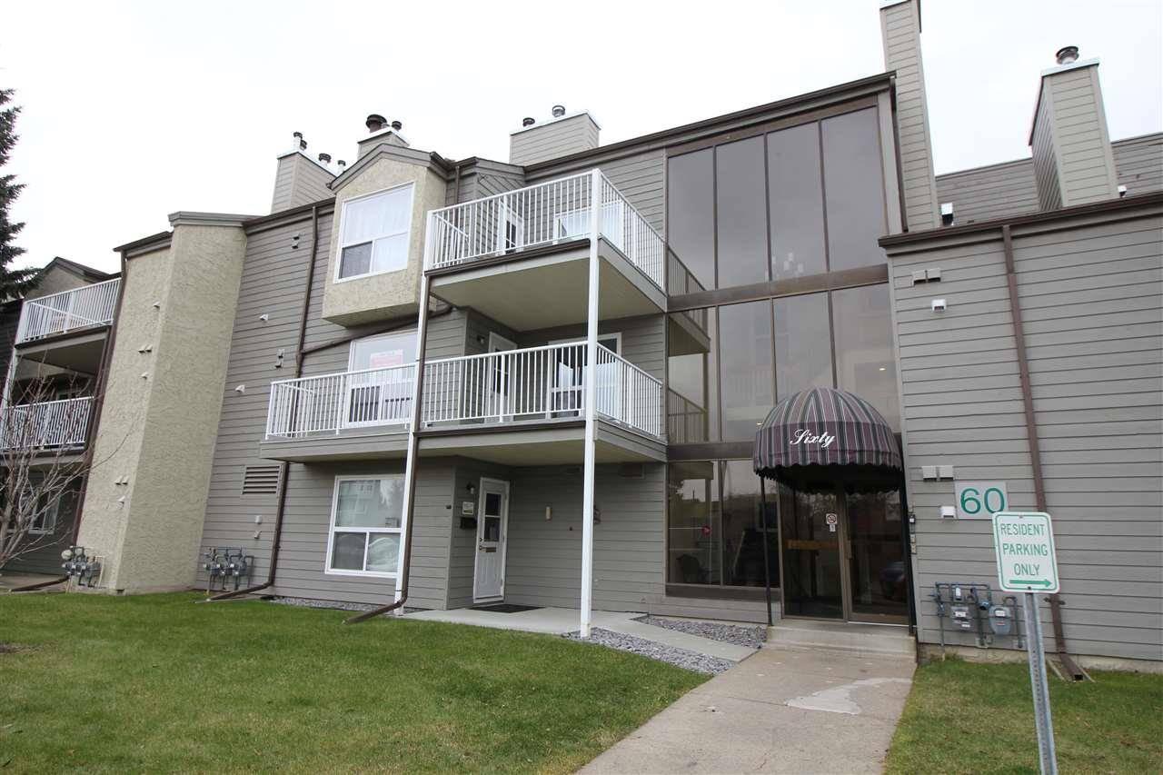 Condo for sale at 60 Alpine Pl Unit 203 St. Albert Alberta - MLS: E4172106