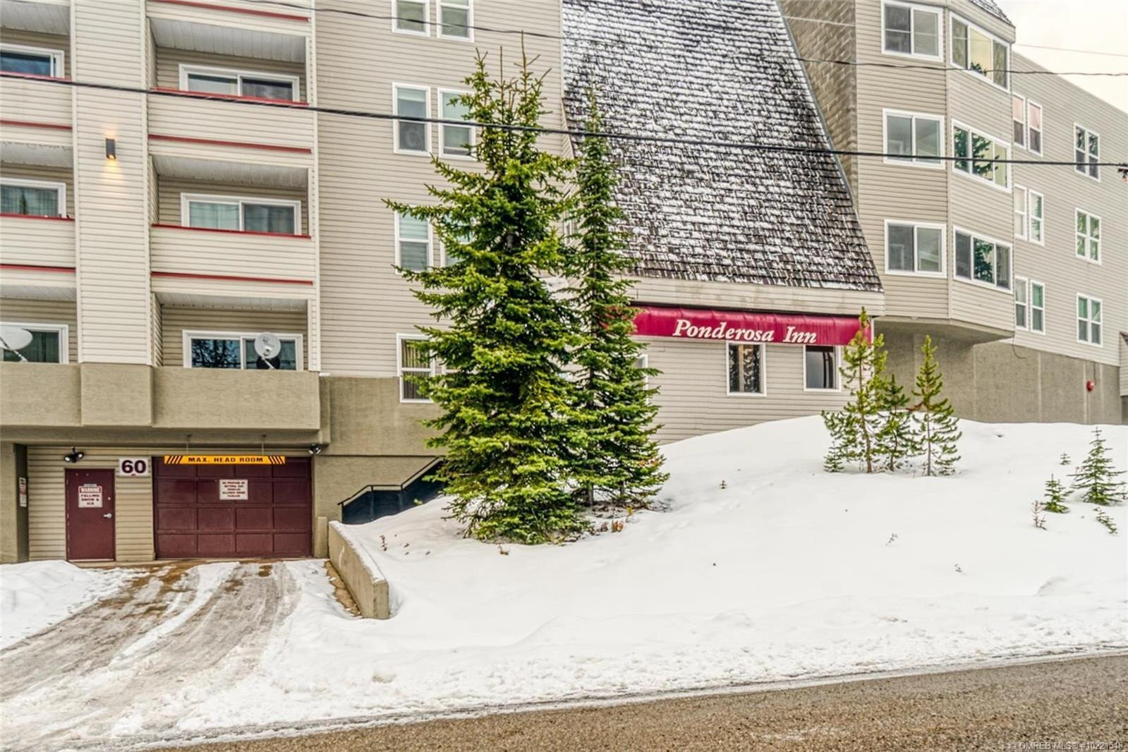 Condo for sale at 60 Wolverine Rd Unit 203 Big White British Columbia - MLS: 10221548