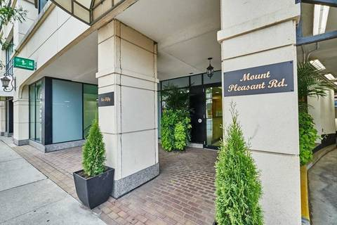 Apartment for rent at 650 Mount Pleasant Rd Unit 203 Toronto Ontario - MLS: C4647641