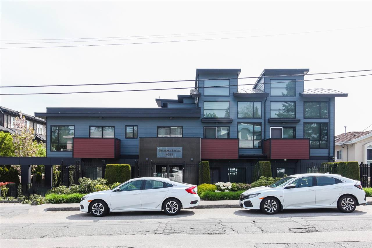 Sold: 203 - 6588 Elgin Avenue, Burnaby, BC