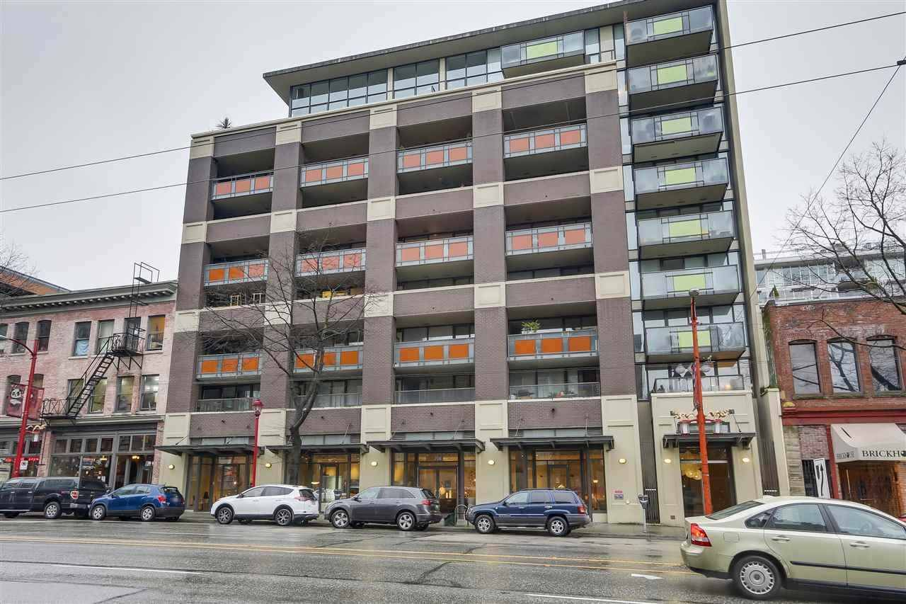 Buliding: 718 Main Street, Vancouver, BC