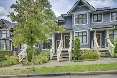 Townhouse for sale at 8485 New Haven Cs Unit 203 Burnaby British Columbia - MLS: R2441535