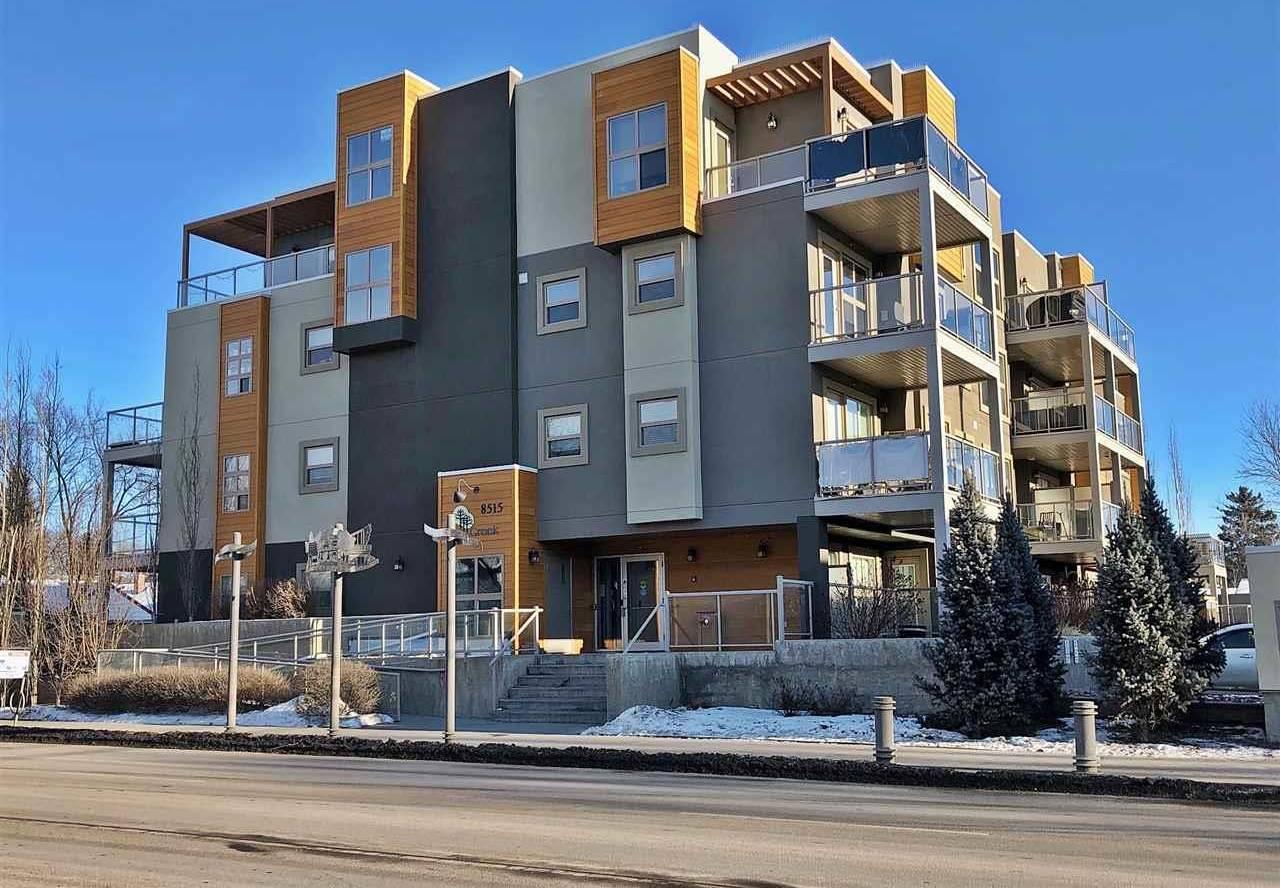 Buliding: 8515 99 Street Northwest, Edmonton, AB