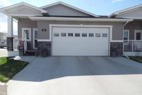 Townhouse for sale at 959 Bradley St Unit 203 Moose Jaw Saskatchewan - MLS: SK807894