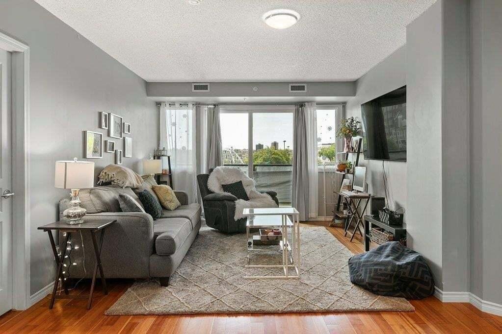 Condo for sale at 9707 106 St NW Unit 203 Edmonton Alberta - MLS: E4208850