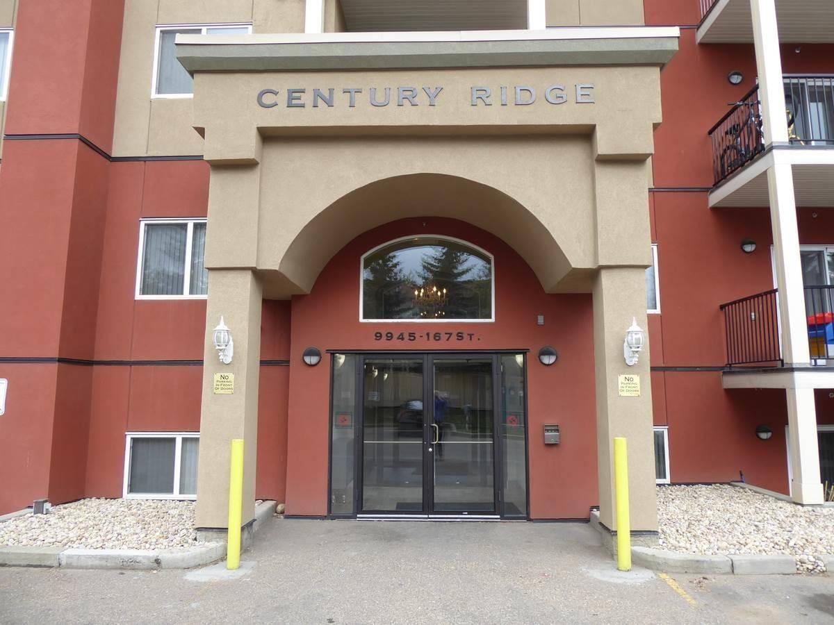 Condo for sale at 9945 167 St Nw Unit 203 Edmonton Alberta - MLS: E4176708