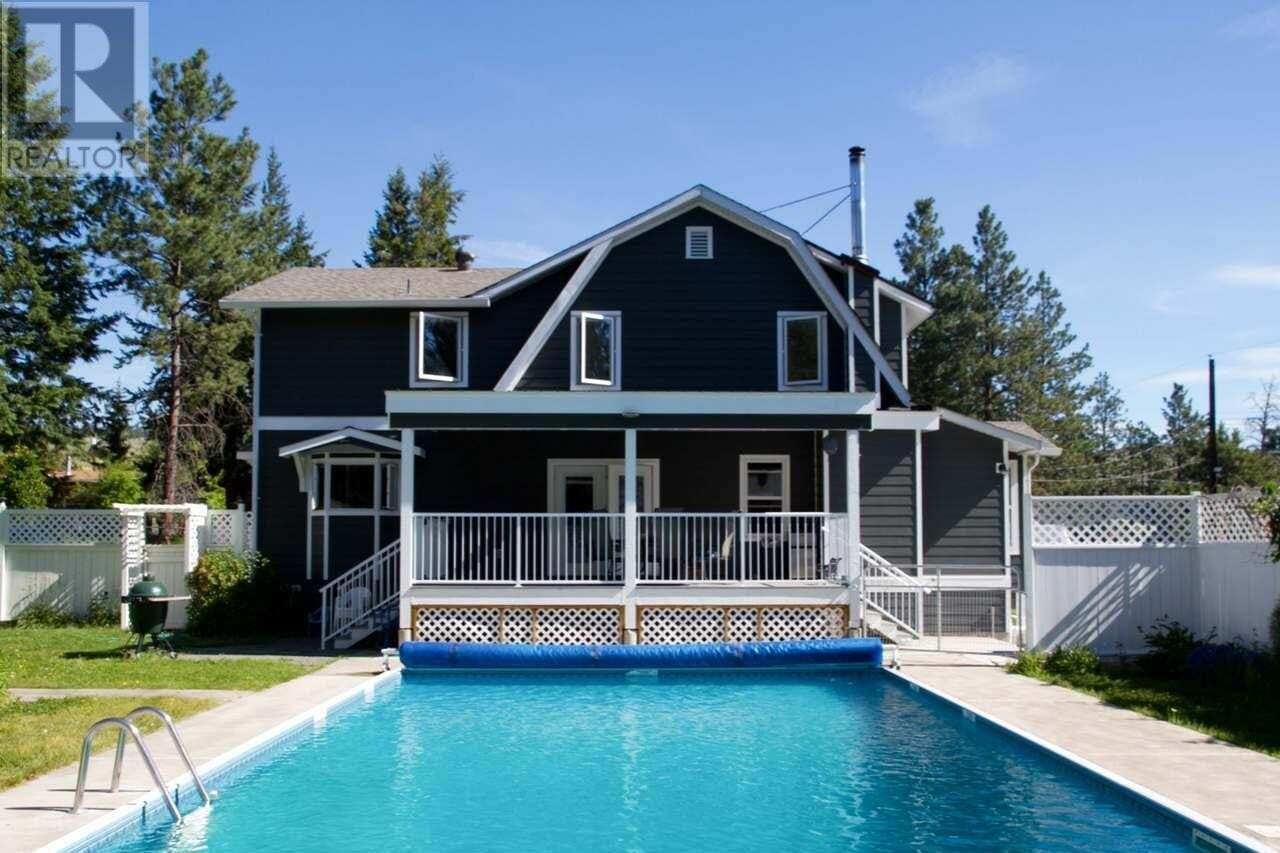 House for sale at 203 Airport Rd Princeton British Columbia - MLS: 183020