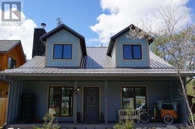 House for sale at 203 Ash Ave Jasper Alberta - MLS: 52519