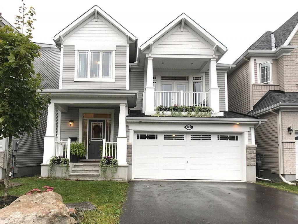 House for sale at 203 Asper Trail Circ Kanata Ontario - MLS: 1171835