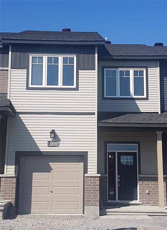 Townhouse for rent at 203 Bending Wy Nepean Ontario - MLS: 1171098