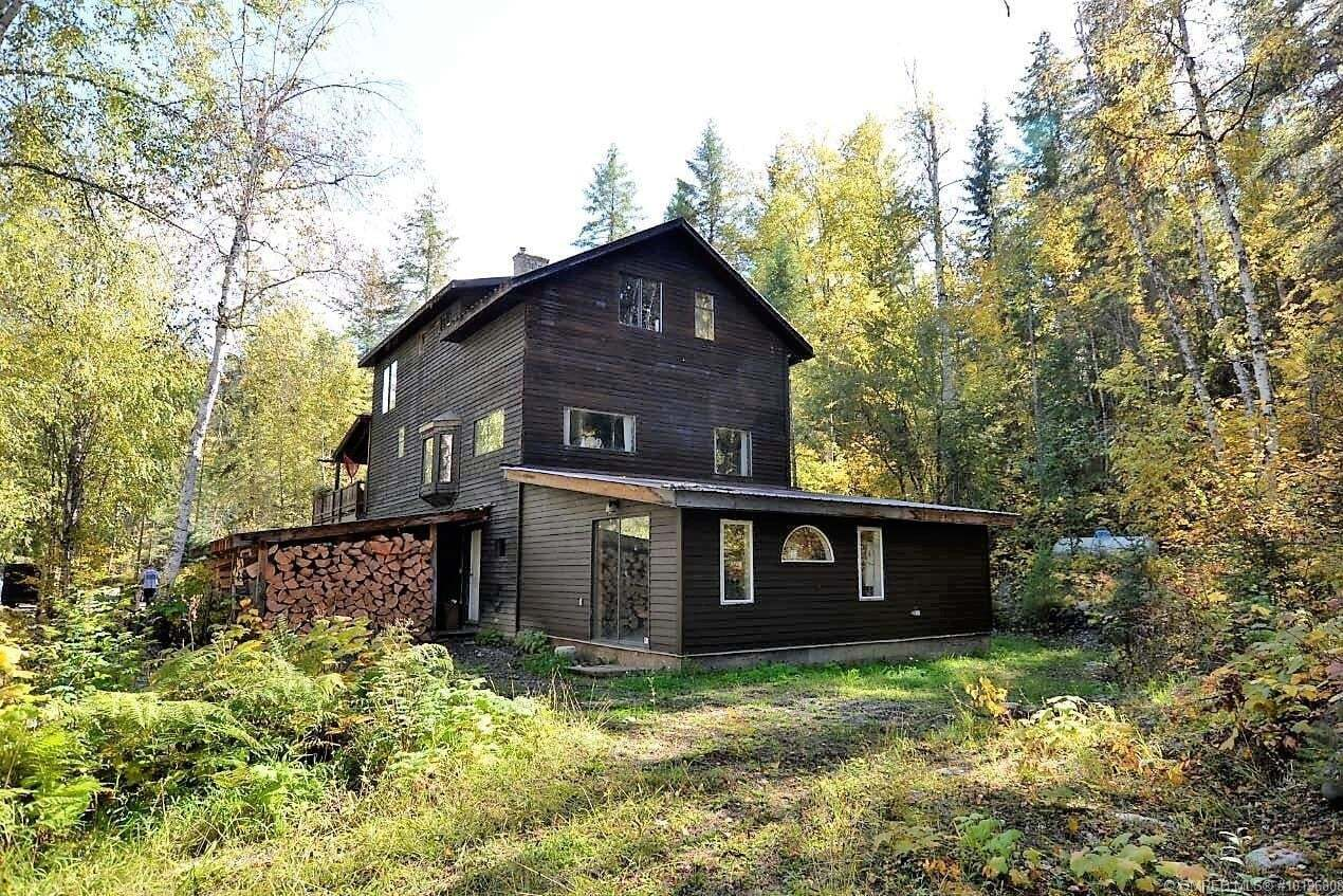 House for sale at 203 Campbell Rd Cherryville British Columbia - MLS: 10196808