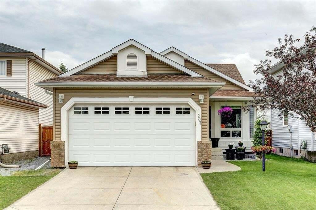House for sale at 203 Citadel Manr Northwest Calgary Alberta - MLS: A1009427