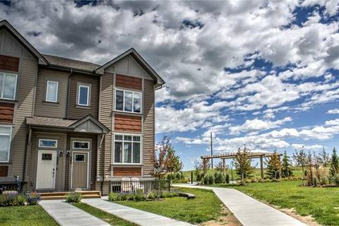 Townhouse for sale at 203 Copperstone Pk Southeast Calgary Alberta - MLS: C4242236