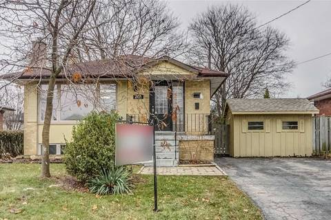 House for sale at 203 Crawforth St Whitby Ontario - MLS: E4446941
