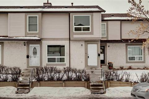 Townhouse for sale at 203 Deerpoint Ln Southeast Calgary Alberta - MLS: C4288291
