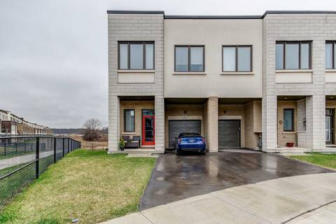 Townhouse for sale at 203 Fowley Dr Oakville Ontario - MLS: W4444318