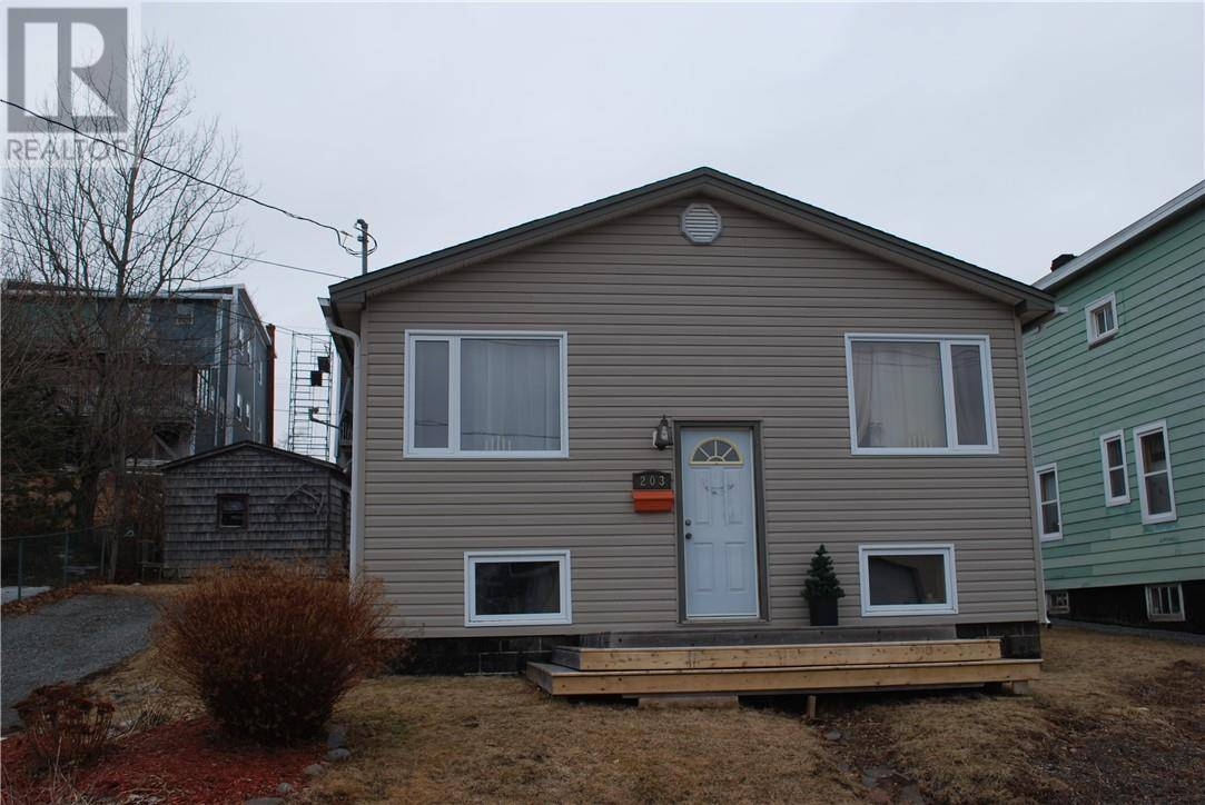 House for sale at 203 Germain St W Saint John New Brunswick - MLS: NB021437