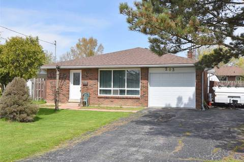 House for sale at 203 Glenmor Dr Haldimand Ontario - MLS: X4453134