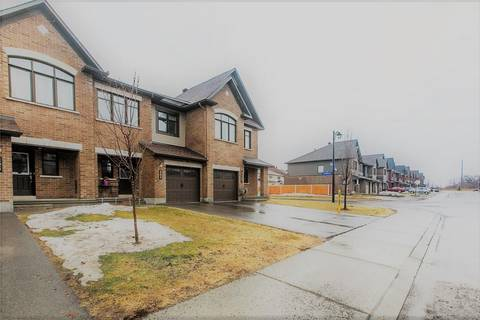 Townhouse for sale at 203 Halyard Wy Ottawa Ontario - MLS: 1146566