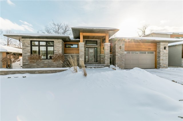 For Sale: 203 Jean Street, Barrie, ON | 2 Bed, 3 Bath House for $1,325,000. See 20 photos!