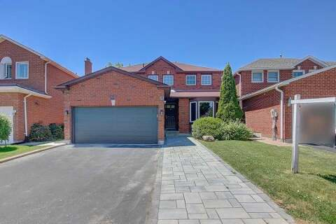 House for sale at 203 Joseph Aaron Blvd Vaughan Ontario - MLS: N4799538